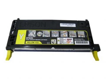 Epson C2800 / C13S051158 Yellow Refurbished Toner Cartridge